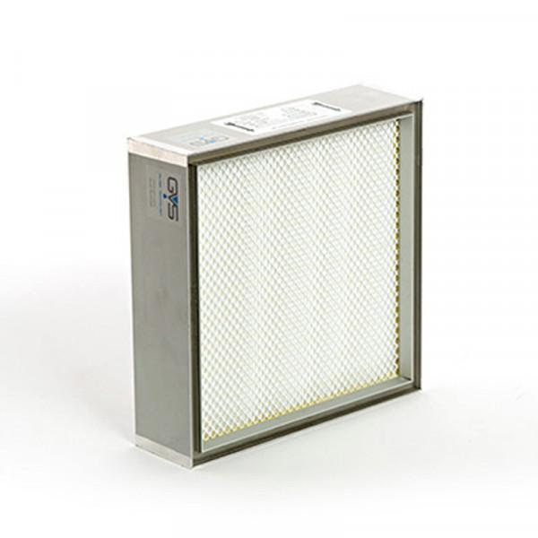 Mini-pleat HEPA Panels